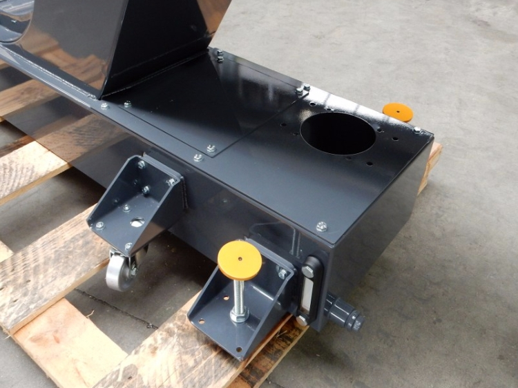 Behalter von filtration fur ol conveyor