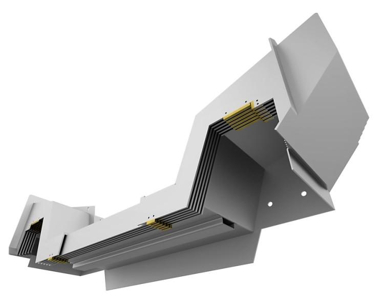 MAZAK H500-50 telescop-Abdeckungen