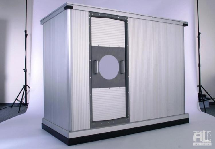 Telescop-Abdeckungen AL Industrie