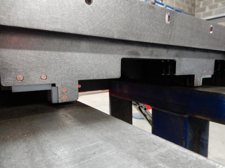 Guiding crankcase DAHLIH MCV 80